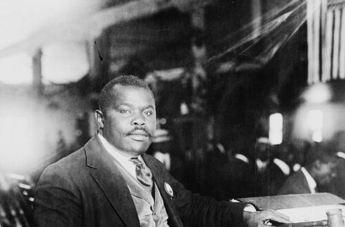 Article : Exodus: deLeonard Howell à Marcus Garvey
